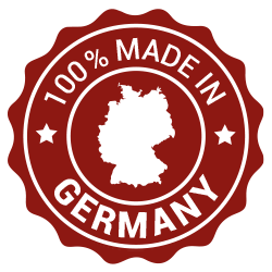 100 % Made in Germany